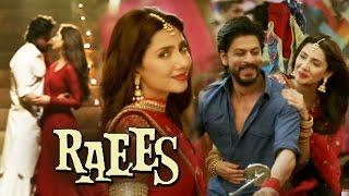 Mahira Khan STEALS The Show In Shahrukh Khan's Raees