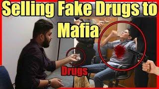 Best Friend killed by MAFIA 2 EXTREME Prank in India 2016 UngliBaaZ