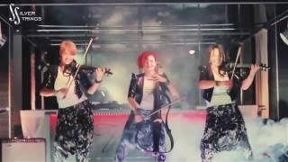 Silver Strings - International Girls Band