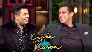 Salman Khan's Koffee With Karan 5 Episode To Be The LONGEST From All Seasons
