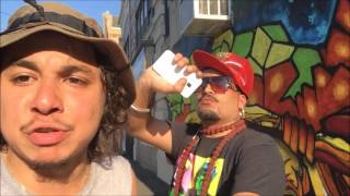 INDIAN MEXICAN RAP COLLABRATION IN NEW YORK CITY   AMERICA   RAPPER BABA KSD