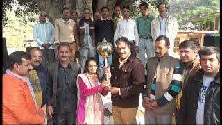 कंदार में सीपीएस पर बरसे राणा