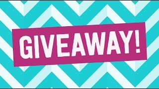 Birthday Giveaway RESULTS + NEW GIVEAWAY!!!