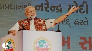 If they don't let me speak in the Parliament, I will directly talk to the people: Modi