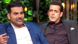 Salman Khan Can't Spend An Entire Month Without $EX, Says Arbaaz Khan