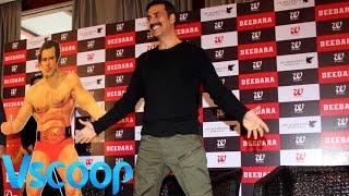 Akshay Kumar Gearing Up For Wrestler's Role #Vscoop