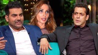 Salman Khan CANT LEAVE Without $EX - Arbaaz Khan, Salman Khan AVOIDS Iulia Vantur