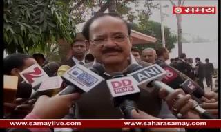 Venkaiah Naidu on 15 years of terrorist attacked on parliament
