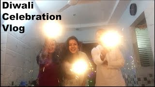 Diwali  Celebration Vlog Varsha Tripathi