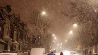 Winter Winters In London