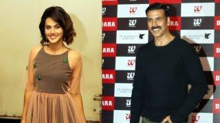Akshay Kumar & Taapsee Pannu -Naam Shabana | Judwaa 2 - Varun Dhawan Sushmita Sen Bollywood Cafe