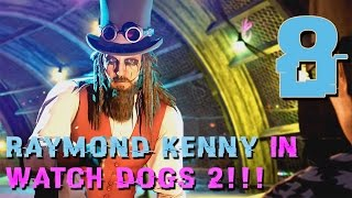 RAY:The Legend From WATCHDOGS 1 TEAMED WITH US Part #8