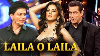 Sunny Leone To Perform On LAILA O LAILA With Shahukh-Salman On Bigg Boss 10