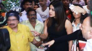 Priyanka Chopra SHOUTS At A FAN For Misbehaving At Airport