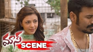 Mime Gopi And Goons Scared With Dhanush - Action Scene - Maari Movie Scenes