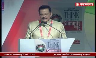 Saharasri Subrata Roy Sahara speaks passionately on vital social and political topics