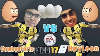RAW EGG EATING Challenge!!! - FIFA 17 Ft.HeyLeon SWIFT Sunday #6