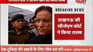 CJM court summons azam khan for offensive comment