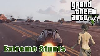 Extreme Stunts GTA V Import/Export DLC Cars Stunts