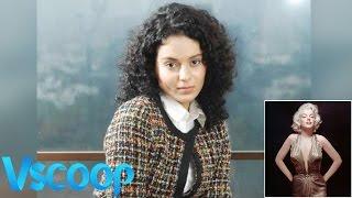 Kangana Ranaut To Play Jaanbaaz Miss Julia In Rangoon #Vscoop