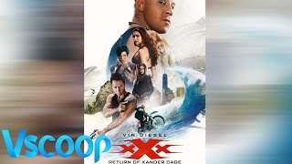 New Poster Of 'xXx Return of Xander Cage' - Deepika Padukone Stands Out #Vscoop