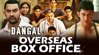 DANGAL OPENING DAY Collection - OVERSEAS - Aamir Khan, Fatima Sana Shaikh