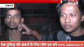 student beaten by goons got blind police refused to register fir