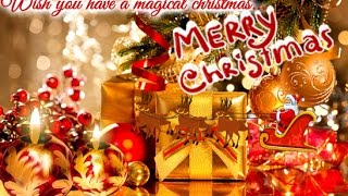 Christmas Ecard 2017 Video Greeting Card  For Whatsapp