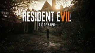 Resident Evil 7 Biohazard: Beginning Hour Scary Christmas Live Stream