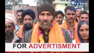 amritsar dalit suraksha sena dalit ki samsya hal karne ke liye ki meeting
