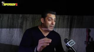Salman Khan says, Dangal Is Aamir's Best Film Till Date | SpotboyE