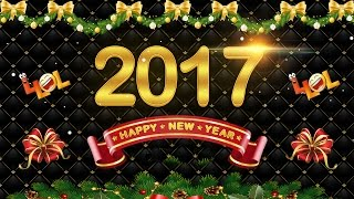 Happy New Year 2017 - Latest SMS-Best Wishes-greetings