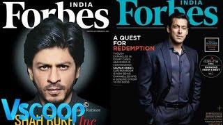 Forbes 2016 Celebrity List | Salman Khan Beats Shah Rukh Khan #Vscoop