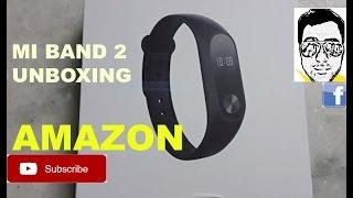 Mi band 2 unboxing diwali offer amazon  hindi fitness band