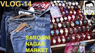 BEST BOYS/GIRLS CLOTHINGS [sarojini nagar market] DELHI gaurav sharma vlog-14