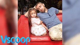 Exclusive   Imran Khan With Daughter Imara Is Too Cute To Miss #Vscoop