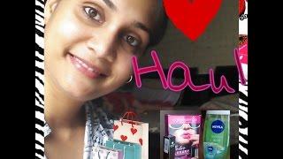 Make up Haul from nykaa.com