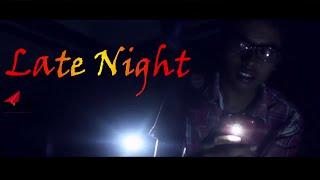 Late Night Latest Telugu Horror Short Film 2016 - By Prashanth Puri |Latest Short Films of 2016