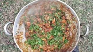 Chicken fry recipe | Pakka local village type masala - chicken curry dry - TSP Tasty Food Recipes