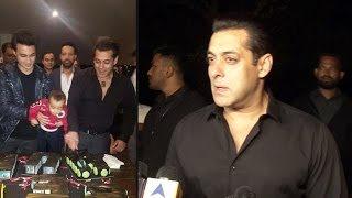 Salman Khan's SPECIAL INTERVIEW On His 51st Birthday At Panvel Farmhouse