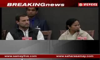 Mamata Banerjee hit out on PM Modi over Demonetization