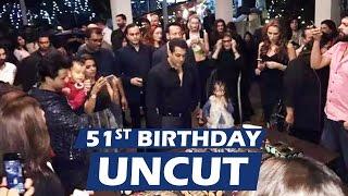 Salman Khan's 51st Birthday Party - FULL COVERAGE - Panvel Farmhouse