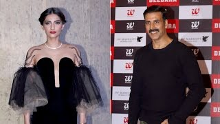 Akshay & Sonam Team's up again Kriti Sanon opts out Lucknow Central Athiya Shetty Loves Animals