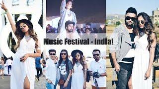 EVC Music Festival - India VLOG