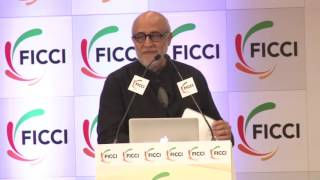 Urbanization in India: An Architects Prespective at FICCI's 89th AGM
