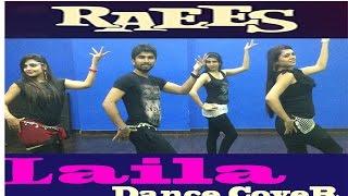 Laila Main Laila Raees #DanceLikeLaila | Kunal Dance floor Studio Shah Rukh Khan Sunny Leone