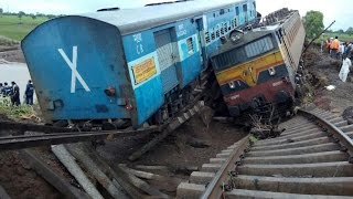 Train Accidents Live - Horrible Train Crash Compilation