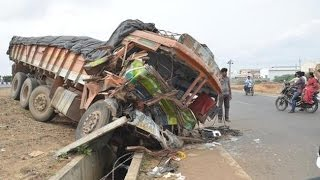 Top Most Dangerous Road Accident in World