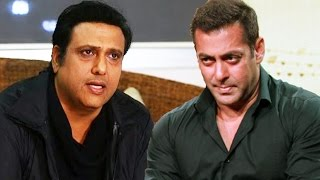 There Is NO RELATION With Salman Khan After Partner, Says Govinda