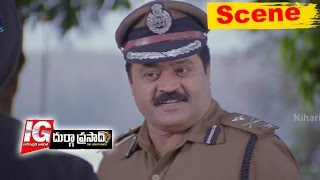 Suresh Gopi Attacks Terrorist And Kills Ashish Vidyarthi -Action Scene- IG Durga Prasad Movie Scenes